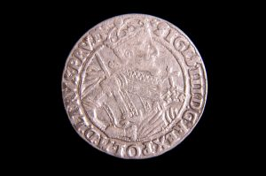 LDK moneta Zigmundo Vazos III Ortas https://www.manokolekcija.lt