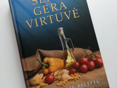 """Receptų knyga """"Sena gera virtuvė"""""""