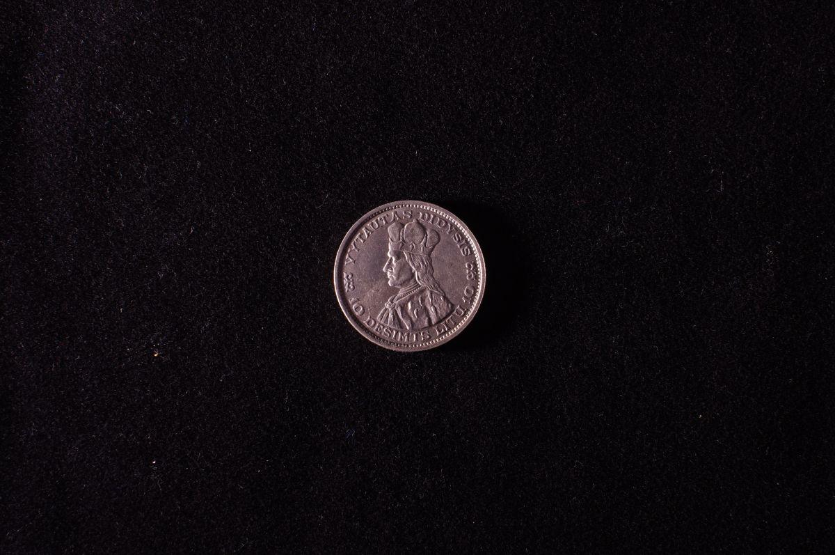 Close up filtrų naudojimas numizmatikos fotografavime