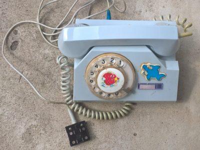 """Parduodu antikvarinį laidinį telefono aparatą """"VEF TA-72"""". Made in USSR"""