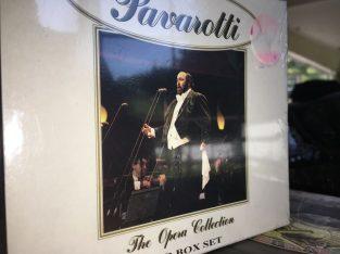 Retas Pavarotti 3cd sett