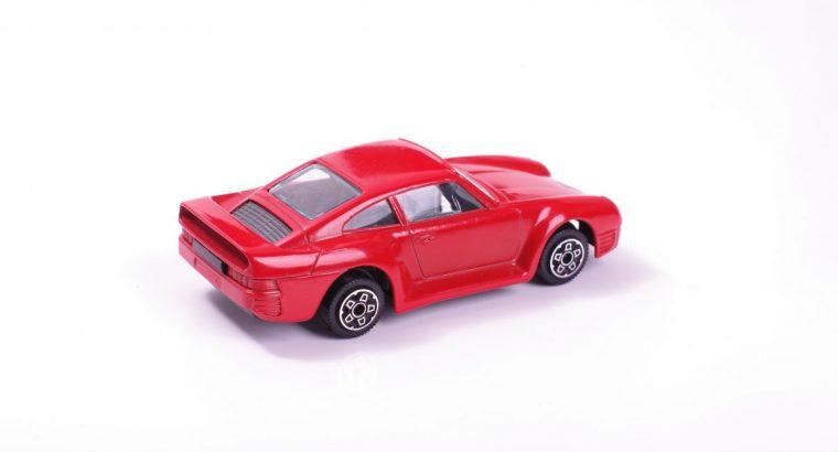 Bburago Porsche 959 modeliukas
