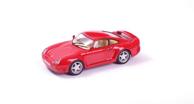 Porsche 959 coupe modeliukas