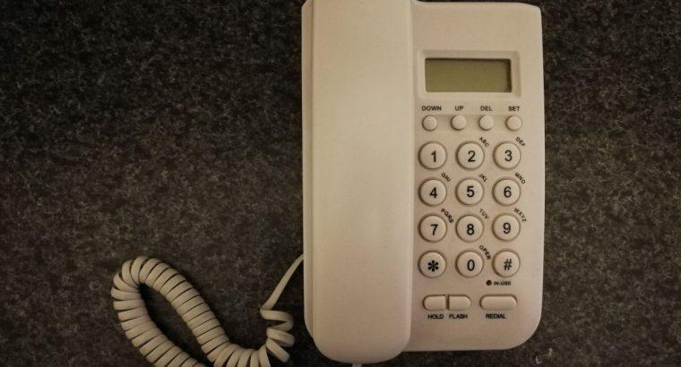 Laidinis telefono aparatas KXT100/TEL27Baltic