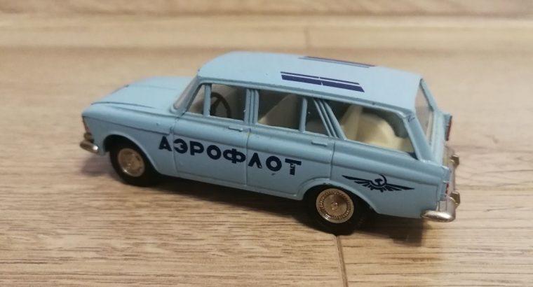 Moskvič 426 automodeliukas