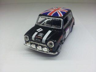 Mini Cooper 1/43 mastelio