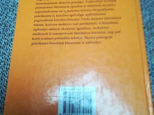 Literatūros vadovėlis 11kl