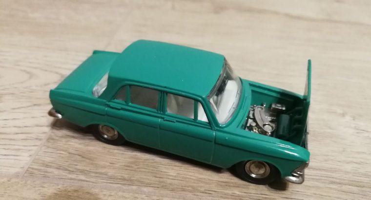 Moskvič 408 automodeliukas
