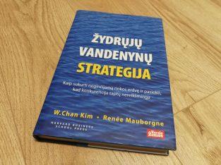 Knyga Žydrųjų Vandenų Strategija