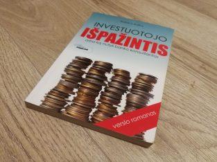 Knyga Investuotojo išpažintis