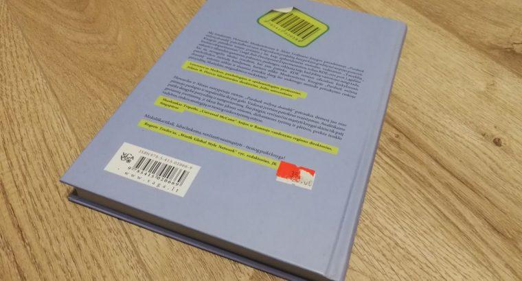 Knyga Parduok mėlyną dramblį