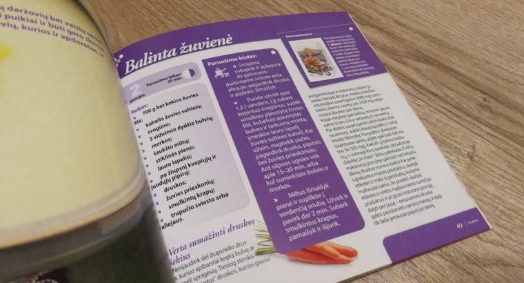 Geriausi receptai 2 dalis