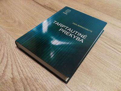 Knyga Tarptautinė prekyba