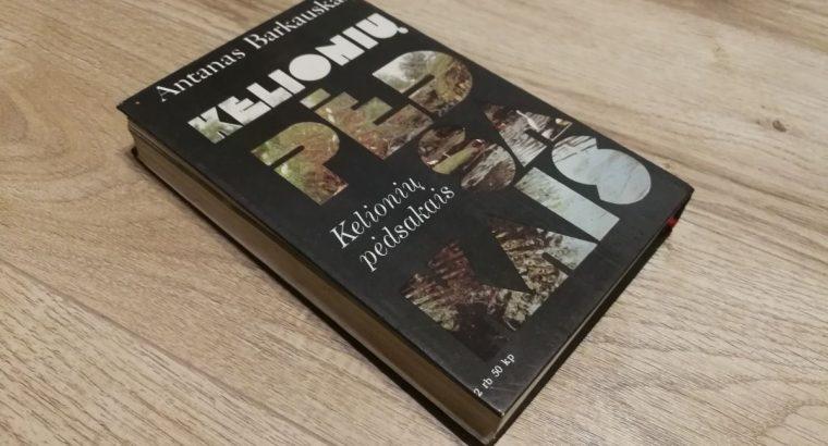 Antanas Barkauskas Kelionių pėdsakais