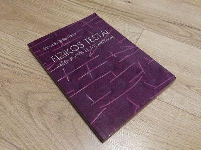 Knyga Romualda Baršauskienė Fizikos testai. Užduotys ir atsakymai