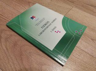 KTU Fizikos laboratoriniai darbai, knyga