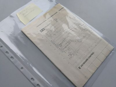 Originali Philips televizoriaus 20PFL5122 elektronikos schema
