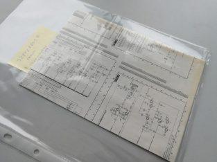 Originali Philips televizoriaus 32PFL7603D elektronikos schema