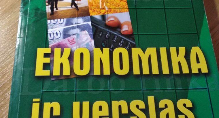 "J. Čičinskas, N. Klebanskaja ""Ekonomika ir verslas"""