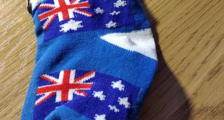 """Piniginė-pakabukas """" Australija """""""