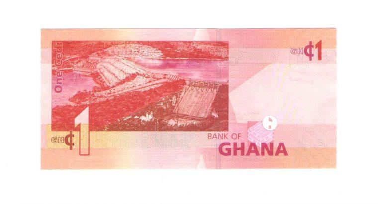Vieno Ganos Sedžio banknotas