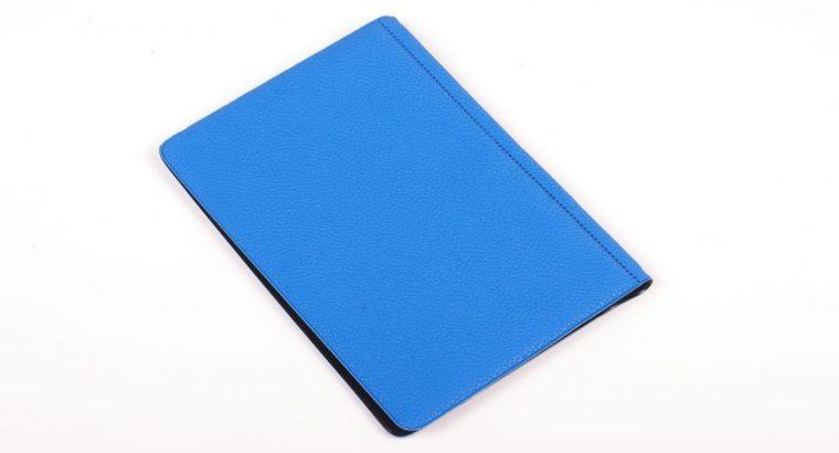 Mėlynas 96 monetų dėklas SCHULZ su 33mm x 33mm kišenėlėmis