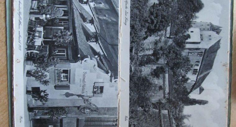 Niurnbergas , 10 atviruku , tarpukaris