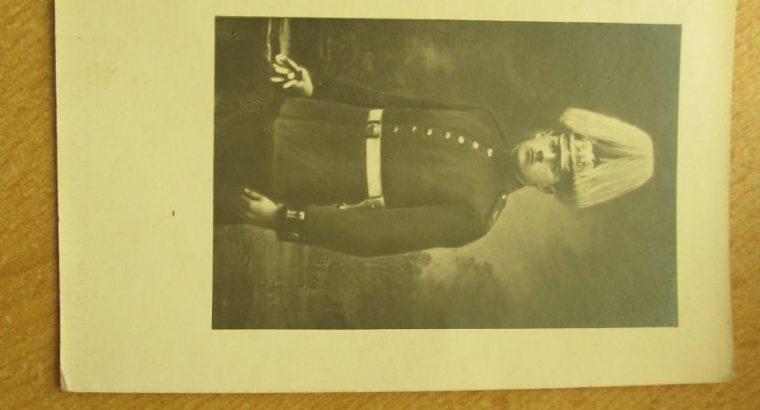 Vokiečių karininkas , WWI