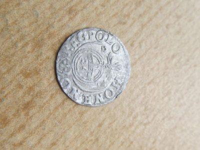 Pusantro grašio , LDK , 1623 sidabras