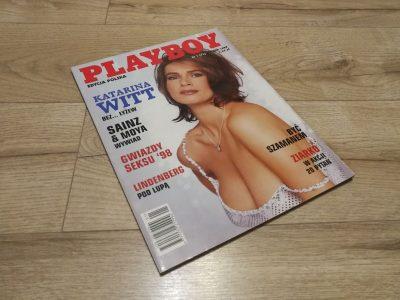 Playboy 1999 1 (74) lenkiskas leidimas