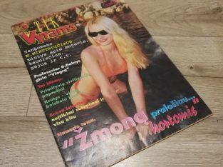 """Zurnalas """"Tik Vyrams"""" 1998 8 (84)"""