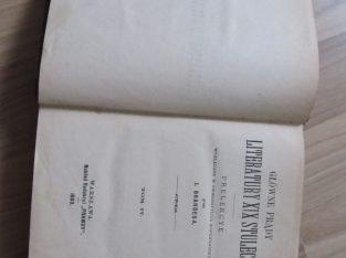 LITERATURY XIX STULECIA , 1883