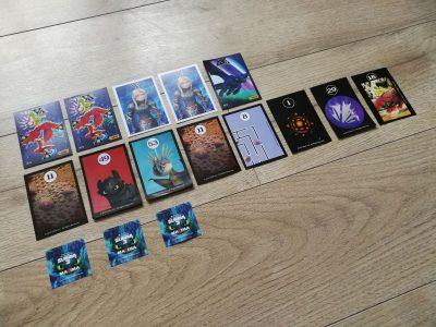 5 slibinu korteles ir 8 lipdukai + 3 maximos lipdukai