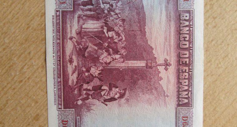 25 pesetas , Ispanija , 1928