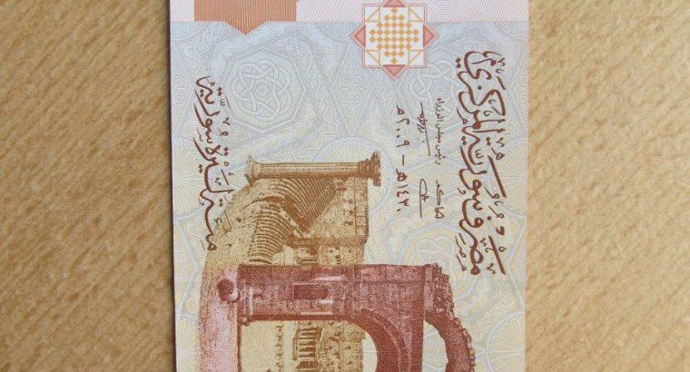 100 svaru , Sirija , 2009 unc