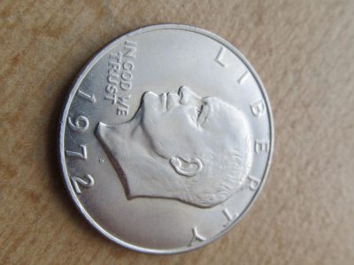 1 dollar , JAV , 1972