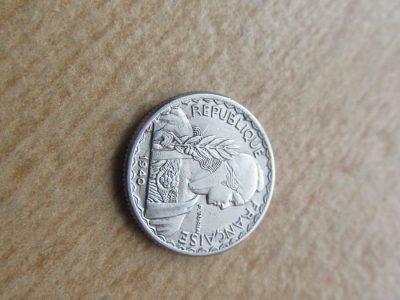 10 cent , Prancūzijos Indokinija , 1940