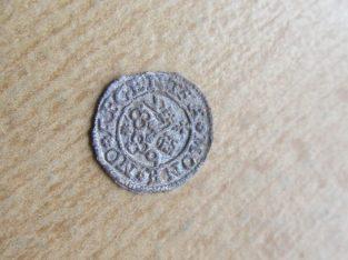 Šilingas , laisvasis Rygos miestas , 1576 sidabras
