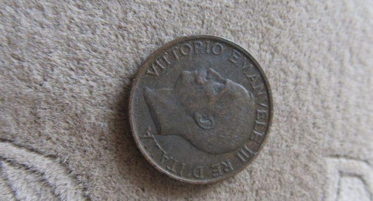10 centesimi , Italija , 1922