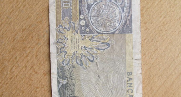 2000 lire , Italija , 1983