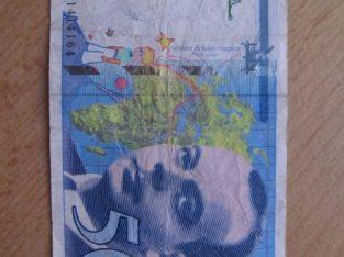50 francs , Prancūzija , 1994