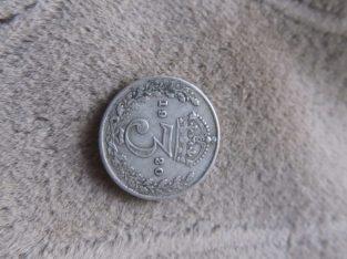 3 pence , Anglija , 1920 sidabras