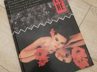 Lietuviskos erotines fotografijos albumas Pelene