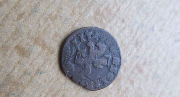 Šilingas , LDK , 166_ – 1
