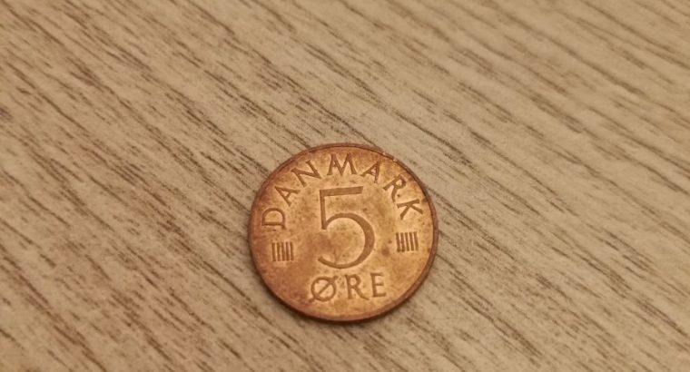 Penkios Danijos eres 1986 metu