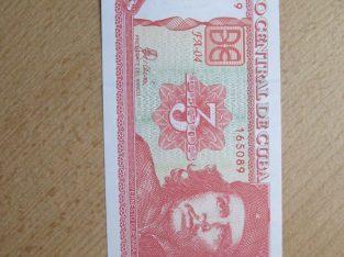3 pesos , Kuba , 2004 unc