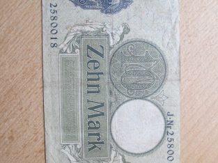 10 mark , Vokietija , 1906