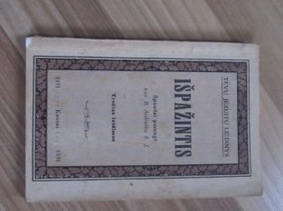 IŠPAŽINTIS , KAUNAS , 1931