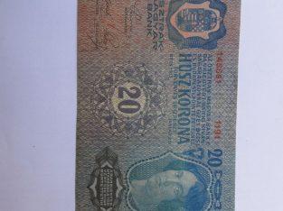20 kronu , Austro Vengrija , 1913