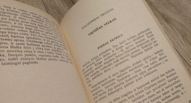"Knyga ""Ukrainieciu apysakos"""